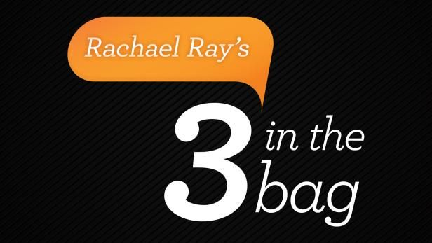 Rachael Ray is always looking for new ways to speed things up in the kitchen, because the sooner you're done cooking, the sooner you can start eating. Her latest time saving strategy starts in the supermarket ... before you've even turned on a burner or chopped a single vegetable. Join Rachael to learn how to turn one bag of groceries, and a few staple ingredients you've already got on hand, into three delicious and nutritious meals!
