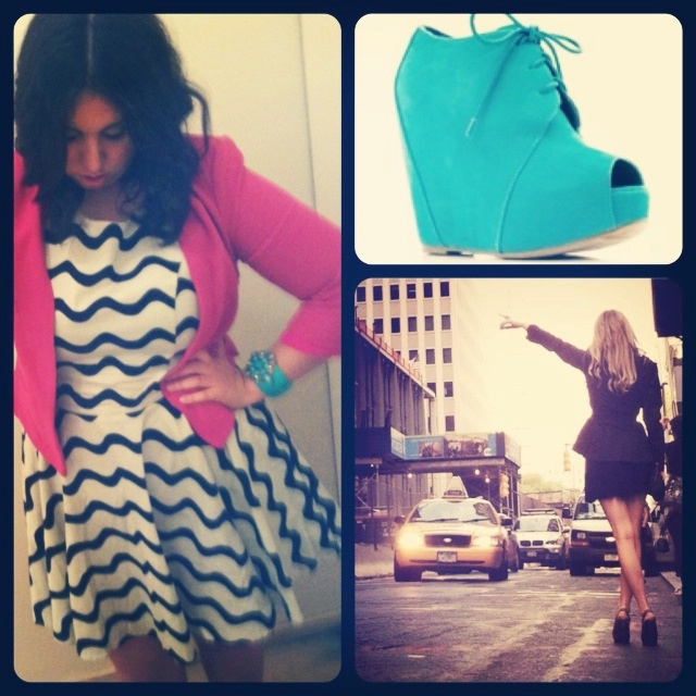 Power dressing city girl style! NYC HERE I COME....