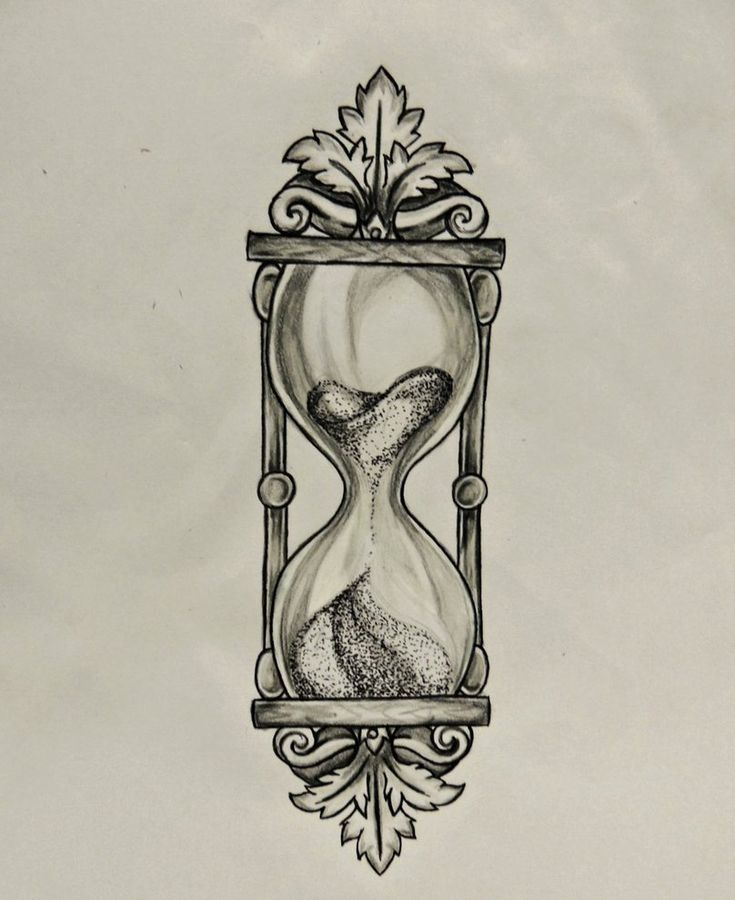 Hour Glass by ArtbyBernadette on DeviantArt