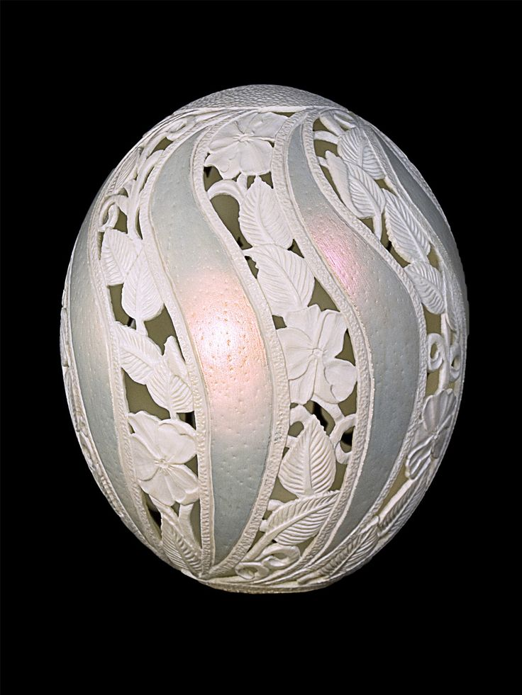 Eggshell Carving Art | ... Webinar Series - Power Carving | Wood Carving | High Speed Engraving
