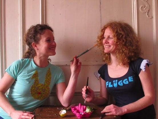 Die Deko Expertinnen im BR bei WIR IN BAYERN - erheiternd und mit Lust zum Selbermachen