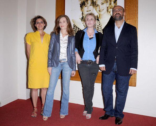 Isabelle Huppert and Lolita Chammah Photos  - 'Copacabana' Paris Premiere - Zimbio