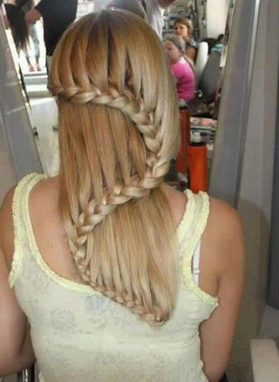 Braiding well done!