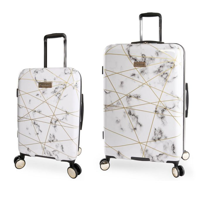 Juicy Couture Vivian Hardside Luggage Collection Hardside