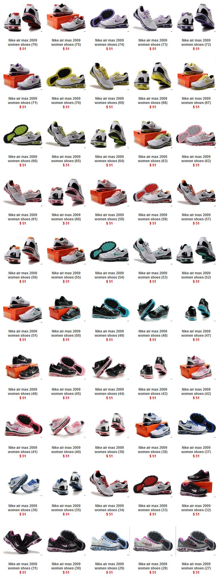 10 best images about nike air max 2009 shoes on Pinterest | Woman ...