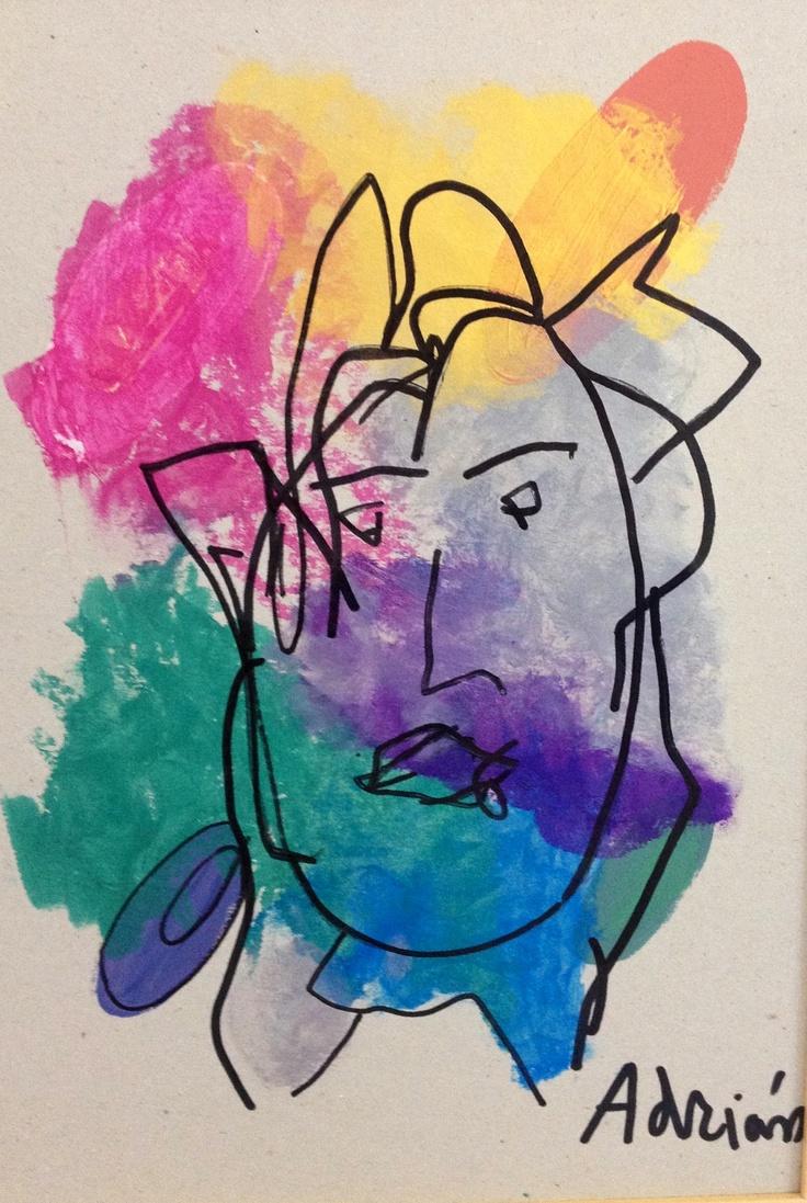 """Adrian Barrio Autismo Burgos (from a href=http://expo2013.autismoburgos.org/picture.php?/429/recent_picsVI Exposición Internacional de Arte para Personas con Autismo """"EL AUTISMO Y SU HUELLA""""/a)"""