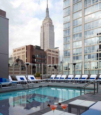 Toronto Hotels With Indoor Outdoor Pools