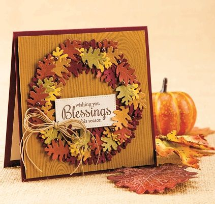666 Best Fall Autumn Thanksgiving Cards Images On Pinterest