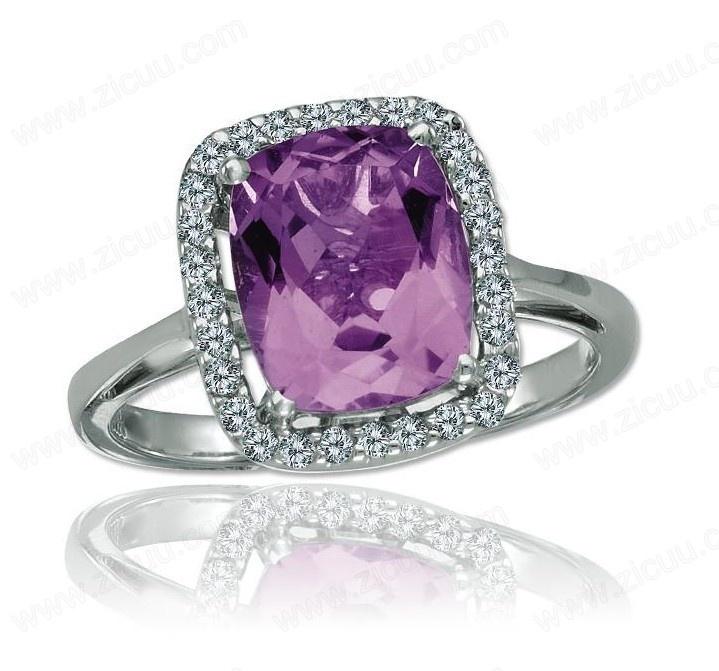 purple gemstone rings jewellery stones colour