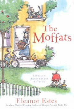 The Moffats is a paradigm of old-fashioned family fun. Four children and a hard-working widowed mother live together on New Dollar Street in the village of Cranbury. Their seemingly quiet lives are studded with almost daily unexpected adventures, with droll results. - from Amazon