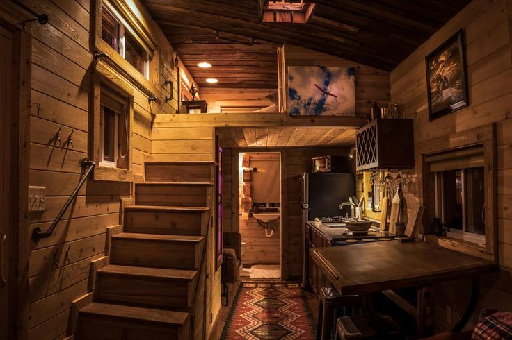 Interior View - Shangri-Little at Live A Little Chatt
