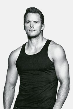 Chris Pratt Magazine Cover Photos 2014
