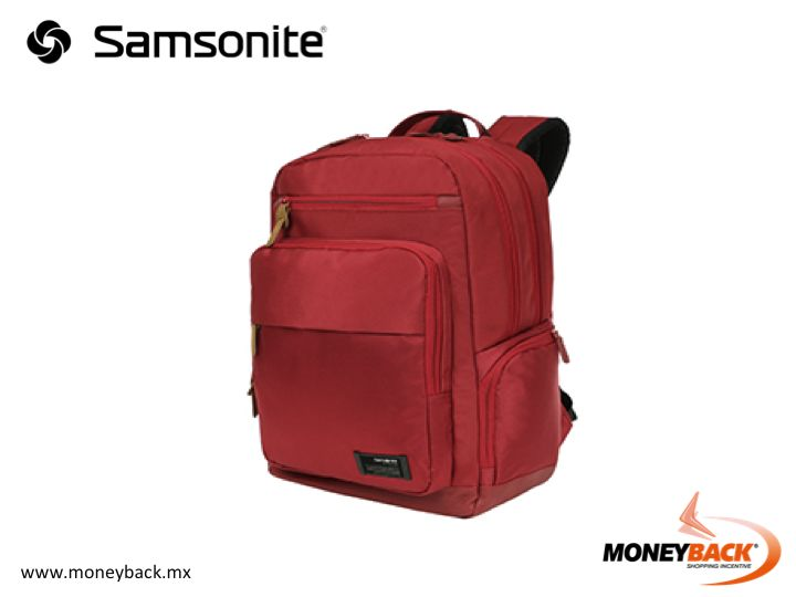 MONEYBACK MEXICO. Samsonite has an extensive collection of business and school backpacks ideal for carrying all the necessary items for professional or academic work safely. Remember, Moneyback gives you tax rebates for your purchases in Mexico. #moneyback www.moneyback.mx  MONEYBACK MÉXICO. Samsonite cuenta con una extensa colección de mochilas de negocios y escolares ideales para llevar todos los artículos necesarios para labores profesionales o universitarias de forma segura. Recuerda…