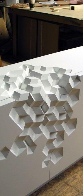 Stitch Table by Uhuru Design | A R T N A U
