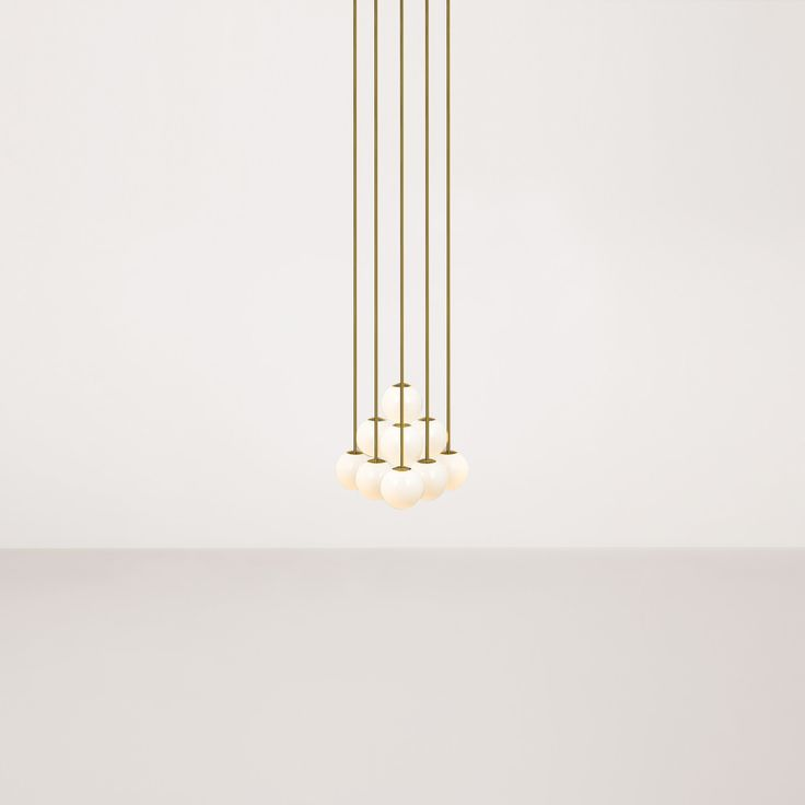 Happy Together 10 Stack (Gold) by Michael Anastassiades