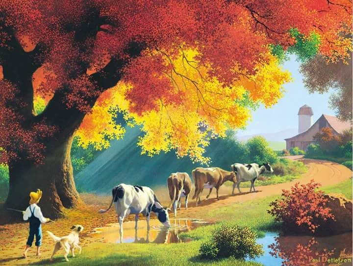 "FB ""Beautiful world of Painting""."