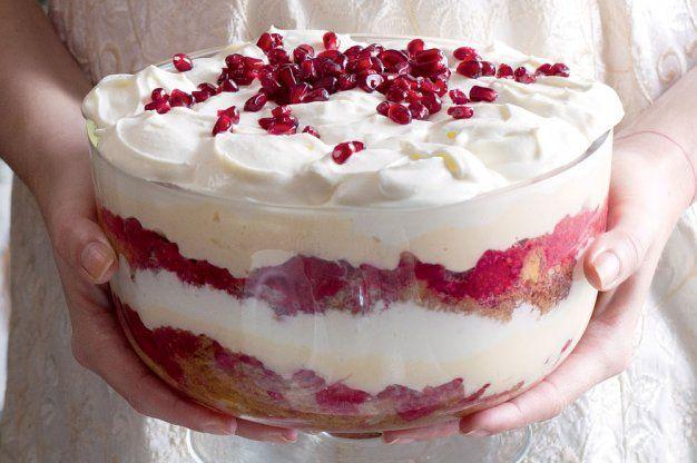 Vánoční trifle