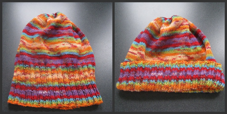 Knitting Rib Stitch On Circular Needles : Best images about knit hats on pinterest ravelry