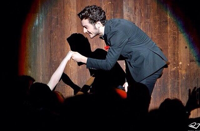 The Mann Center ⭐️IL VOLO⭐️ Gianluca Ginoble & his fans❤️