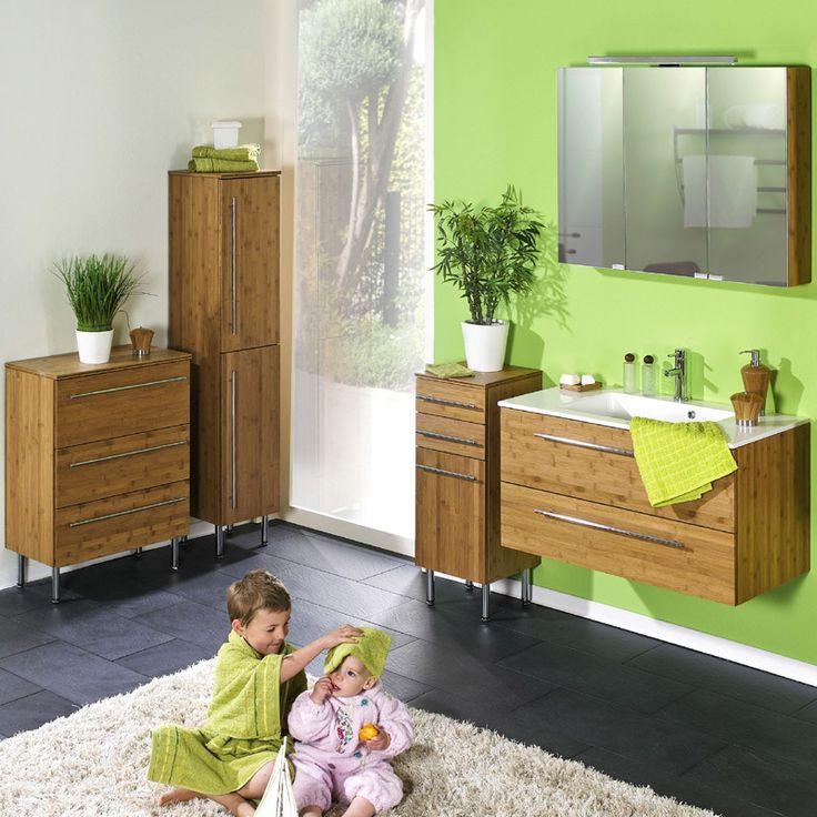 Die besten 25+ Bambus Badezimmer Ideen auf Pinterest Zen - badezimmer bambus