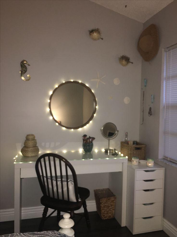 17 Best Ideas About Vanity Set Up On Pinterest Bathroom