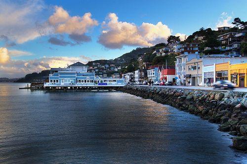 Best Waterfront Restaurants Sausalito