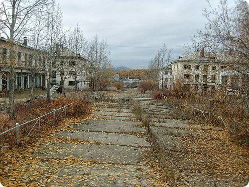 Kadykchan (Russie)