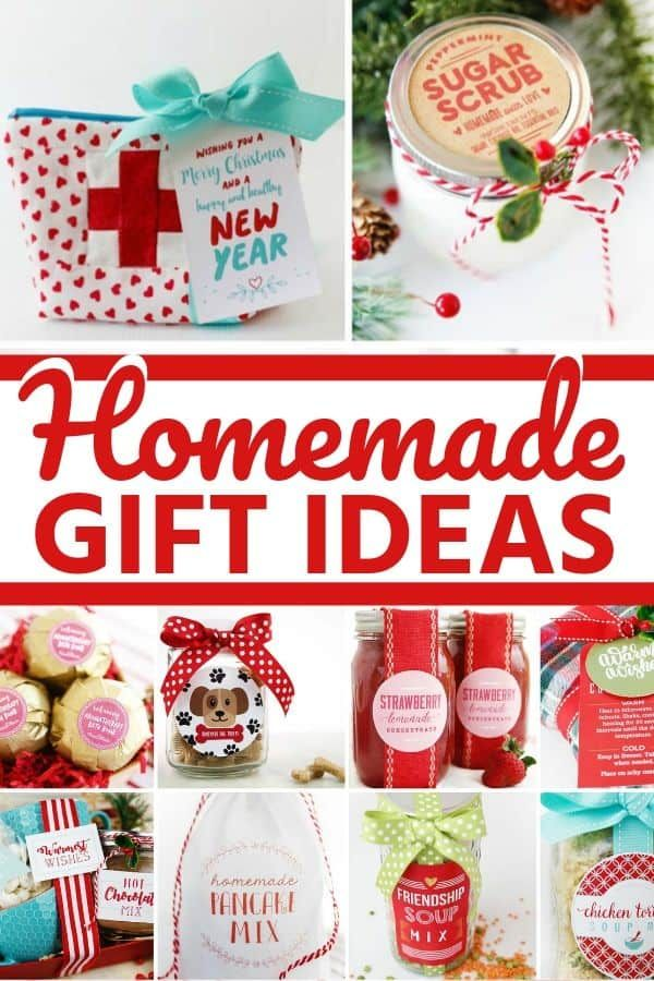 Homemade Gift Ideas Easy Homemade Christmas Gifts Handmade Christmas Gifts Diy Homemade Christmas Gifts