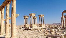 Palmyra | Die Oasenstadt Palmyra