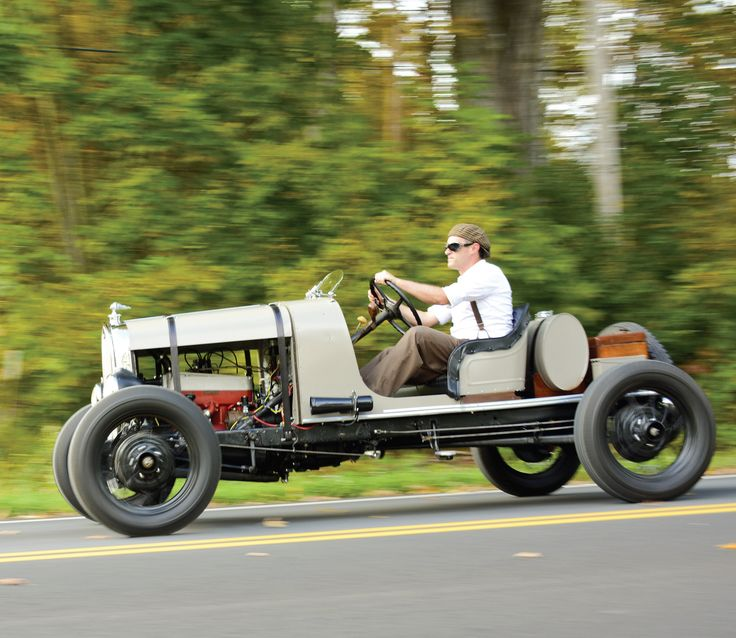 In The Early Days Of Hot Rodding, Fast Fords Took Many Sha