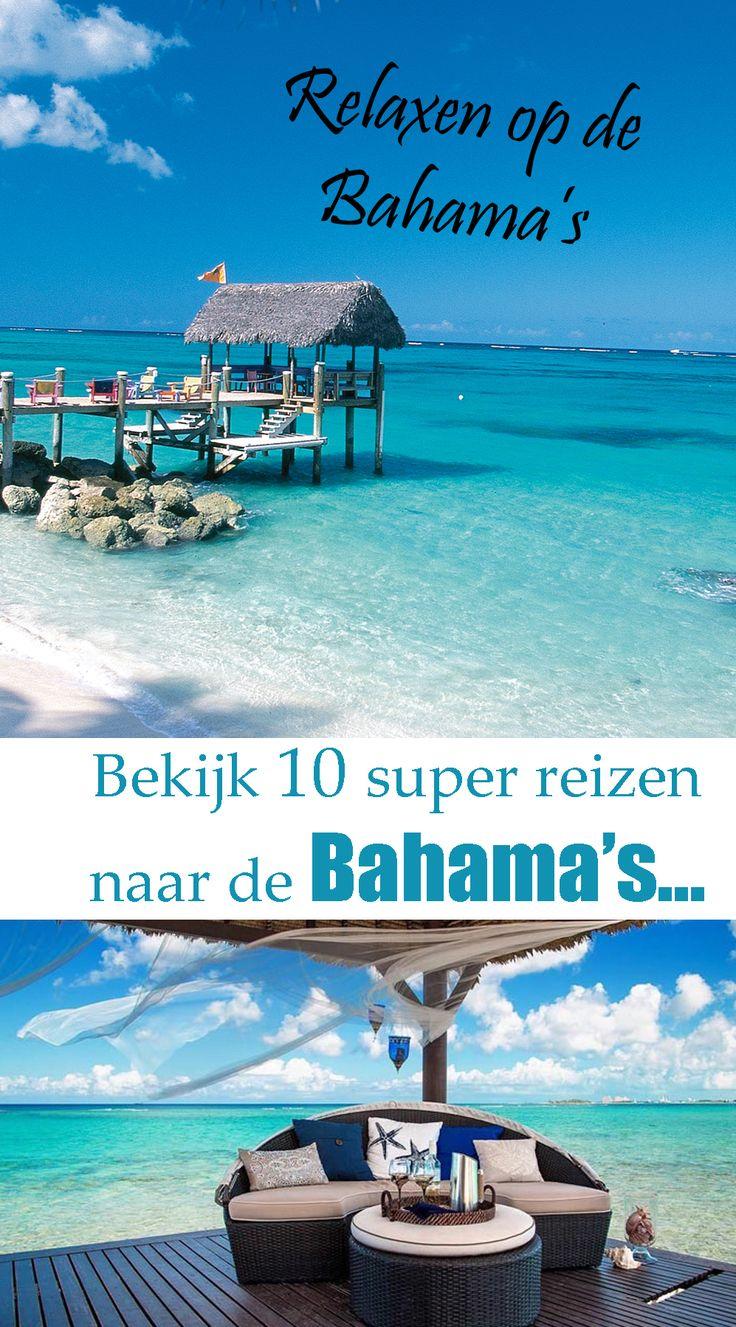 De bahama's is een onafhankelijk land in de Atlantische Ocean. Het bestaat uit ongeveer zevenhonderd eilanden en enkele duizenden zandplaten. De meeste toeristen die naar de Bahama's op vakantie gaan, komen hier voornamelijk om een onbezorgde zon, zee en strandvakantie te houden. De vele prachtige stranden en de ontelbare eilanden.  #bahamas #beach #vakantie #reizen #reis #rondreizen #wanderlust #travel #traveling #relaxen #nature #bahama
