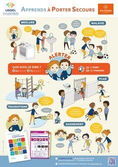 prévention, secours,apprendre a porter secours
