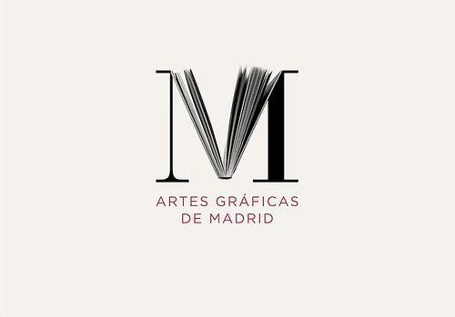 initial + image logo for Artes Graficas De Madrid