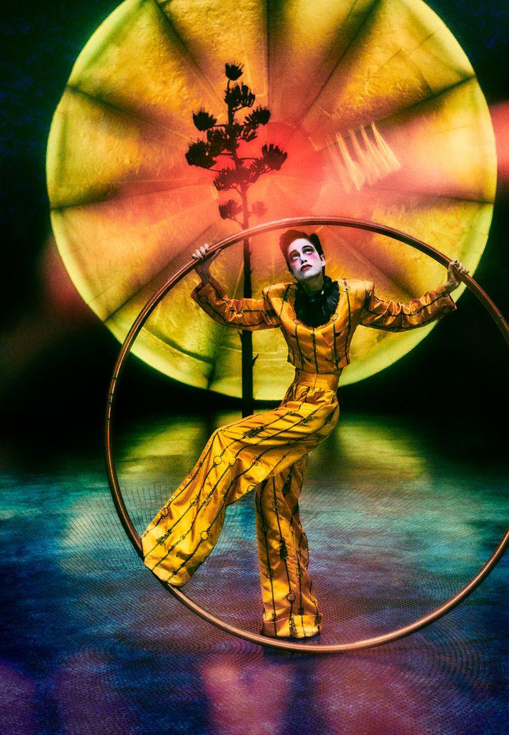 Cirque Du Soleil Meme: VOGUE RUSSIA // CIRQUE DU SOLEIL On Behance En 2020