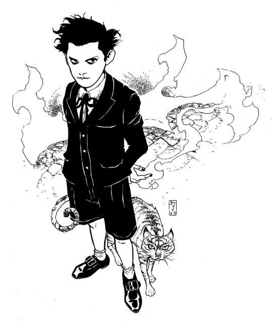 Klarion The Witch Boy By Jh Williams Iii Marvel Dc Image Dark Horse Vertigo Pinterest