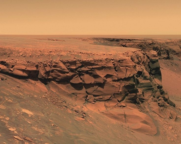 Mars Panoramas -  'Got Places To Go and People To See'