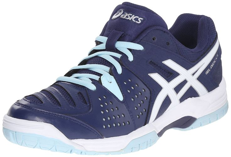 ASICS Women's GEL-Dedicate 4 Tennis Shoe ** Trust me, this is great! Click the image. : Tennis shoes