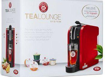 """Druckerzubehoer.de: """"Teekanne Tealounge System"""" für 29,97 Euro plus Versand https://www.discountfan.de/artikel/essen_und_trinken/druckerzubehoer-de-teekanne-tealounge-system-fuer-2997-euro-plus-versand.php Das """"Teekanne Tealounge System-Starterset"""" ist jetzt bei Druckerzubehoer.de zum Schnäppchenpreis von 29,97 Euro plus Versand zu haben – andere Onlineshops verlangen derzeit mehr als das Doppelte für die Kapselmaschine mit patentiertem Aufbrühsystem."""