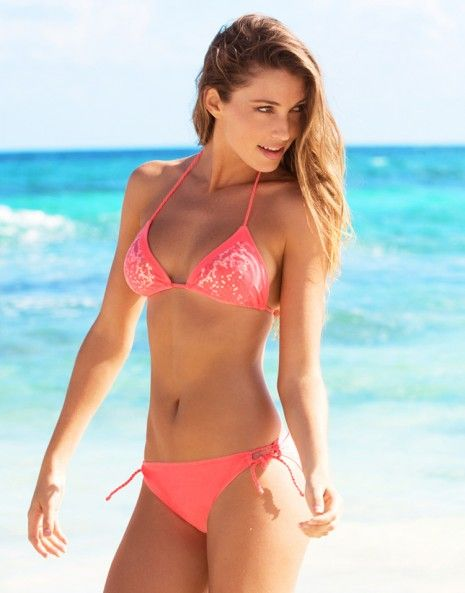 Adore Me Swimwear 2015: Leigh String Bikini, coral ...