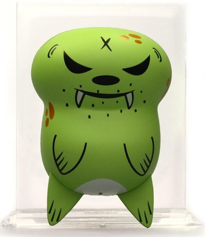 'I Am The Walrus - Variant' by Frank Kozik part of Munky King's Omi series.