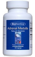 Adrenal Medulla Natural Glandular
