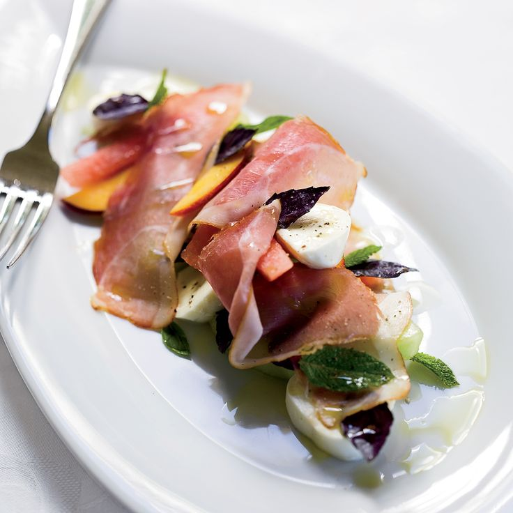 Chef Andy Glover of Mission Estate Winery used smoked pork, but prosciutto is also tasty.     Quick Appetizers   ...