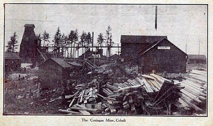 Cobalt,  Ontario 1910
