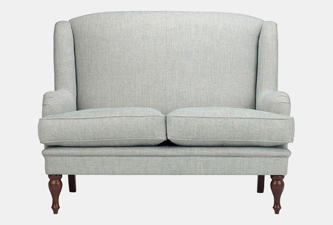 Cornbury sofa in Wesley-Barrell Urswick, teal | Sofa ...