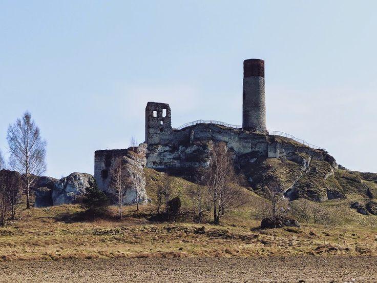 szlaki i bezdroża: Olsztyn Jurajski: Biakło - Mały Giewont