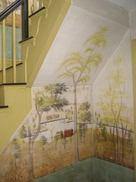 Wall Mural Stencils 692 best country, primative, colonial, murals, stencils images on