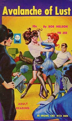 Vintage Sleaze: Eric Stanton Films a Catfight. Progenitor ...