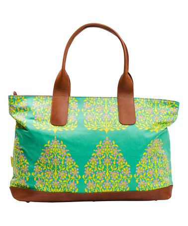 Look what I found on #zulily! Henna Tree Mineral Abina Organic Tote by Amy Butler #zulilyfinds