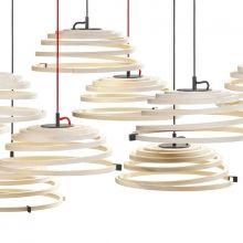 Lampe suspension Aspiro 8000 design