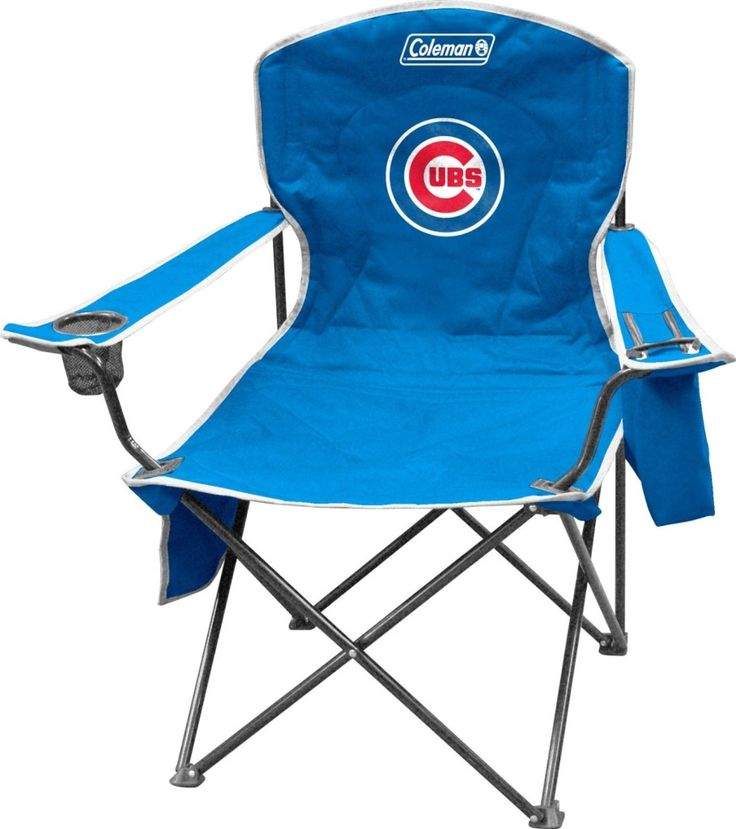MLB XL Cooler Quad Chair  http://bit.ly/1YY3fJj